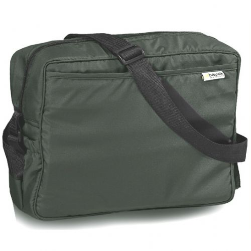 Hauck Changing Bag+changing mat - charcoal
